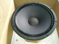 "Celestion 15"" bass speaker -CX1542 -8ohms-NEW CONDITION -UNUSED."