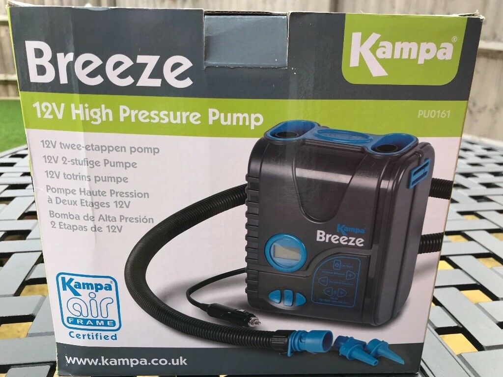 Kampa Breeze Electric Pump In Melksham Wiltshire Gumtree