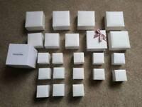 Pandora Jewellery Boxes