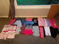 Girls clothes bundle 3-4