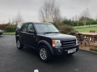 2007 LANDROVER DISCOVERY 3 ... 7 SEATER