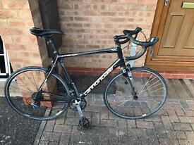Cannondale Synapse Road Race bike