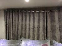 Bespoke John Lewis curtains