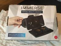 Immerse VR headset
