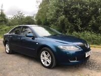 2007 MAZDA 6 TS ONLY 65,000 MILES MINT CAR WARRANTY not Vectra Mondeo