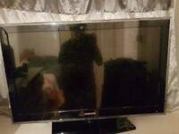 42inch Samsung TV (cracked)