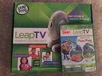 Leap TV plus Pixar Pals