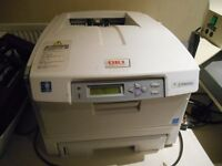 OKI C5600 Colour Laser Printer