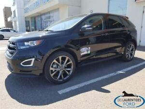 2016 Ford Edge Demo-Toit ouvrant-Nav-Cuir-2.7litres