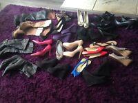 Size 6 shoes/boots