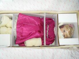 Marie Osmond Procelain Doll