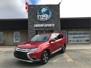 2016 Mitsubishi Outlander LOOK CLEAN OUTLANDER ES! $149.00 BI-WE