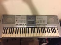 Yamaha PSR-293 electronic keyboard