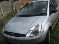Ford Fiesta 1.4 diesel 2004[ 54 Reg]. £30 road tax, start and drive well