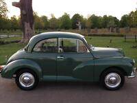 Morris Minor 1000 2 door 1968 *price reduced to sell*