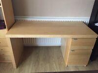 IKEA Jonas desk - Ikea Computer desk - Office desk - Study Table -Excellent Condition