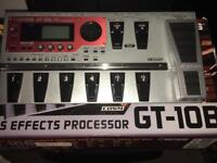 BOSS GT-10B Bass Effects Pedal | Excellent Condition