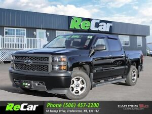 2014 Chevrolet Silverado 1500 1WT REDUCED | CREW | 4X4 | KEYL...