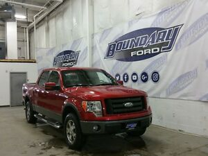 2009 Ford F-150 FX4 W/ Leather, Remote Start, Alloy Wheels