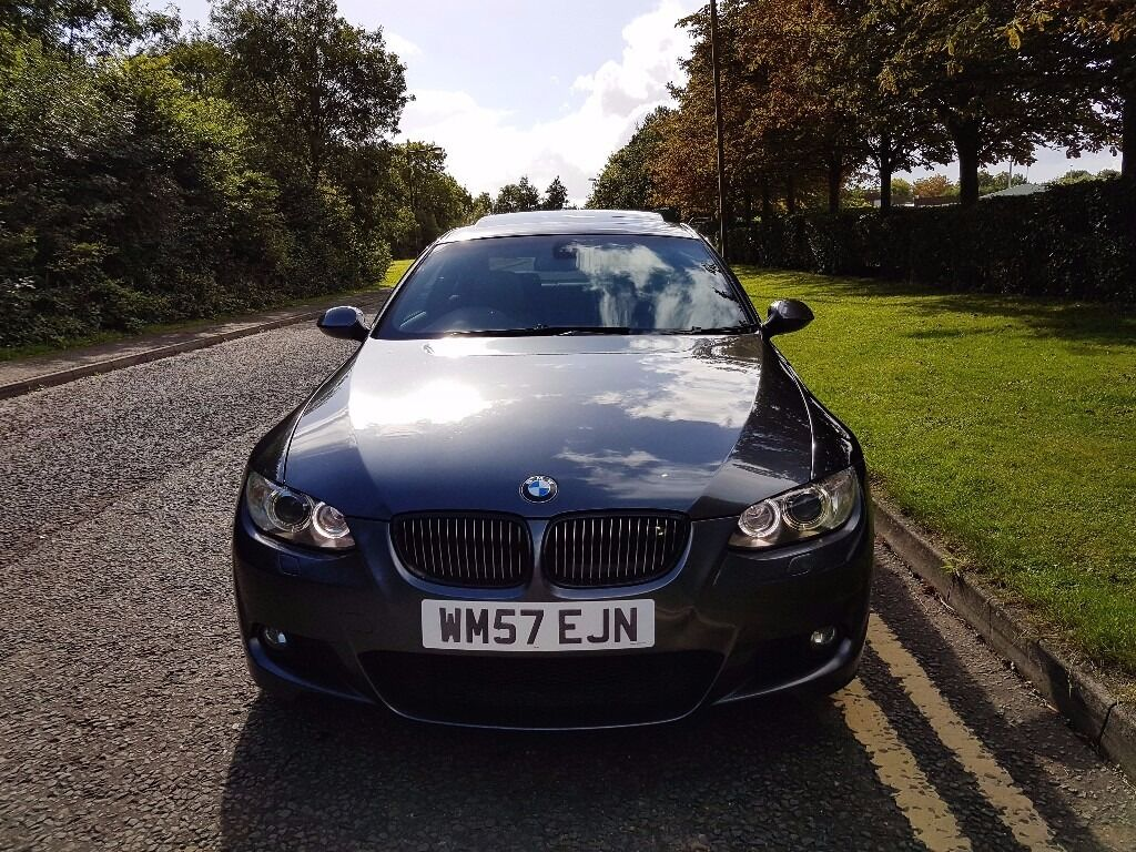 2008 bmw 330i e92 m sport grey sunroof tinted windows in milton keynes buckinghamshire gumtree. Black Bedroom Furniture Sets. Home Design Ideas