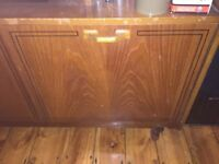 Lovely wall unit - £5 and it is yours to pick up