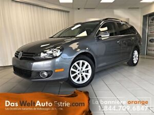 2013 Volkswagen Golf Wagon, 2.0 TDI Comfort, Automatique