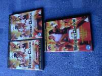 Step up and street dance films
