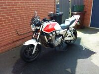Honda cb1300 2004 in good condition 30,000 miles. Heated grips,just serviced,new front & back tyres