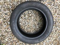 Tyre, size 205 50 15