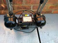 Stuart Turner Showermate Pump 1.8 Bar Twin (46532)