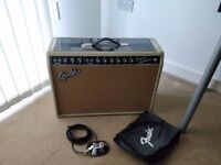 Fender '65 Deluxe Reverb Reissue - Limited Edition Blonde