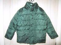 Zara Boys coat, age 5-6