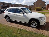 bmw x1 2010 23d 58000 automatic excelent condition full service history