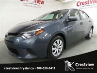 2014 Toyota Corolla LE w/ Back Up Camera