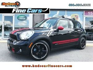 2012 MINI Cooper S Countryman RARE 6 SPEED - AWD - LEATHER SUNRO