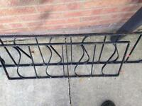 Wall decorative railings
