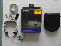 Sony PFR-V1 personal field system headphones