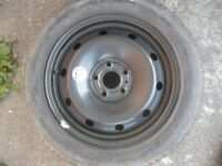 Nearly New, Wheel / Rim & Tyre for a Renault Laguna ... I think