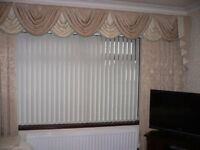 Swags and Tails Curtains