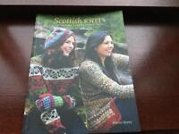 Knitting pattern book (Scottish Knits) Martin Storey. £10 inc.p&p