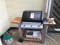 John Lewis 3 Burner Barbecue