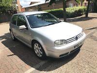 2002 Volkswagen Golf 2.8 V6 VR6 4 Motion 205 BHP Full Service History Long MOT