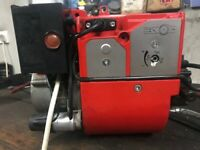 Bentone / Sterling Oil fired burners Repaired and Serviced. Also New and Used Parts available.