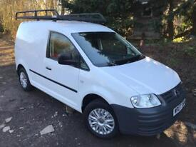 Volkswagen caddy sdi 2007