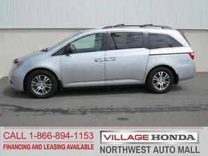 2011 Honda Odyssey EX   One Owner   No Accidents   Local