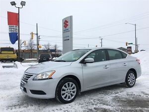2015 Nissan Sentra ~Accommodating Spacious Interior  ~Fuel-Effic
