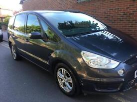 Automatic Ford S Max 7 seater