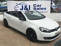 VOLKSWAGEN GOLF 2.0 GT TDI BLUEMOTION TECHNOLOGY 2d 139 BHP A GREAT EXAMPLE INSIDE AND OUT 2012