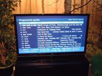 Hitachi HDR161 Freeview Digibox Digital TV recorder
