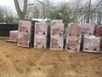 Ibstock red bricks dorchester 38 packs available
